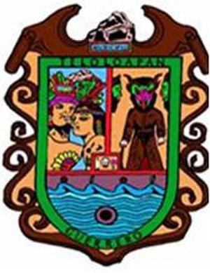 Teloloapan - Image: Escudo Teloloapan