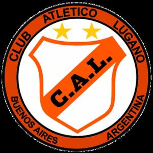 Club Atlético Lugano - Image: Escudolugano 1