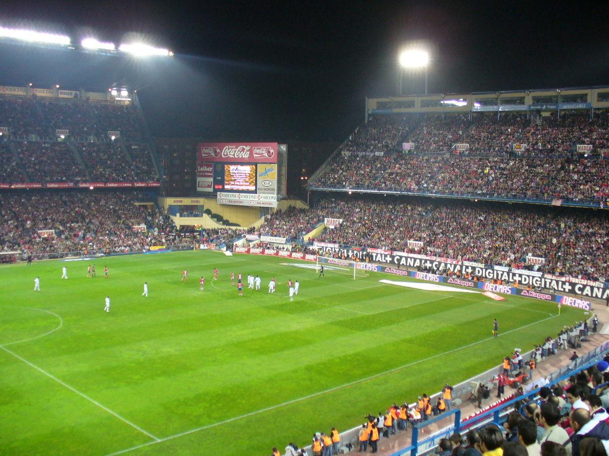 Club Atlético de Madrid 2006-2007 - Wikipedia