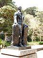 Estatua de Alexander Von Humboldt. Parque Nacional El Guácharo. Estado Monagas. Venezuela..JPG