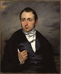 A Portrait of Dr. François-Marie Desmaisons