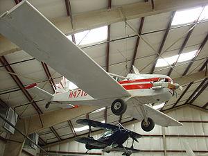 Evans VP-1 Volksplane - Evans VP-1 Volksplane at Pima Air and Space Museum