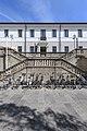 Ex convento dei Domenicani (Biblioteca Civica), Pordenone - Entrata e scalinata.jpg