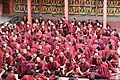 Examination of monks, Tashilhunpo Monastery, Shigatse, Tibet (5).jpg