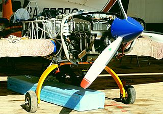 Lycoming IO-580 1997 direct drive, six-cylinder airplane engine, including the AEIO-580 aerobatic engine