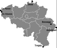 Cartina Fisica Belgio.Geografia Del Belgio Wikipedia