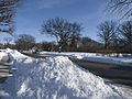 FEMA - 40248 - Snow plowed to the side of the road in Fargo, North Dakota.jpg