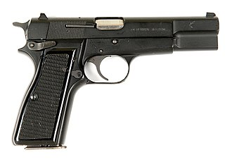 Browning Hi-Power - Fabrique Nationale Browning Hi-Power