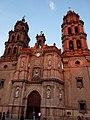 Fachada de la Catedral Metropolitana de San Luis Potosí.JPG