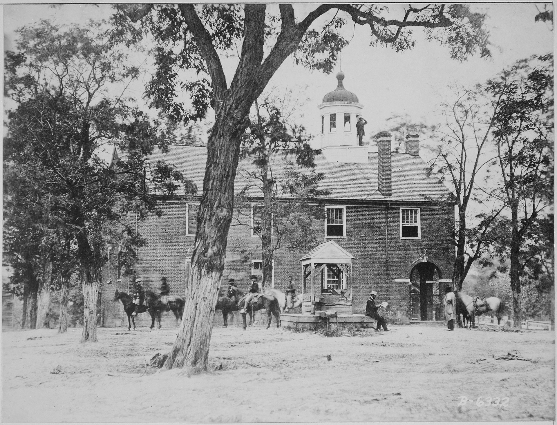 Battle Of Fairfax Court House June 1863 Wikipedia