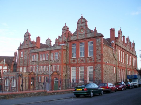 Fairfield School, Montpelier, Bristol. - geograph.org.uk - 198016