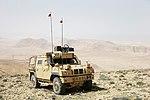 Falcon Sqn FUCHS vehicle in Jordan MOD 45164578.jpg