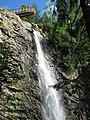 Falls of Plodda on the Allt na Bodachan - geograph.org.uk - 1525116.jpg