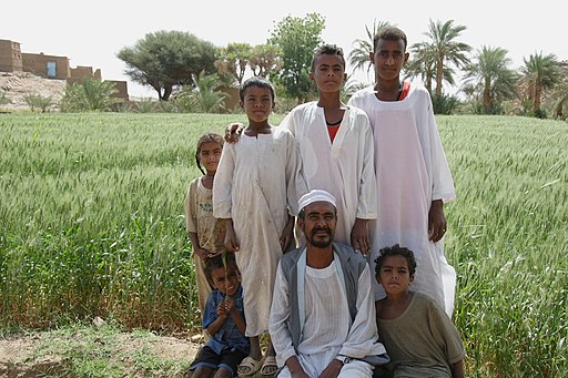 Family from manasir tribe