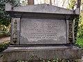 Family vault of William Mellish in Highgate Cemetery.jpg