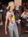 Fantasy Fest 2006 Nice topless bodypainting.jpg