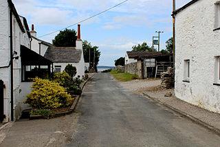 Far Arnside Human settlement in England