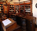 Farmacia della catharina gasthuis a gouda, dal 1655, 02.jpg