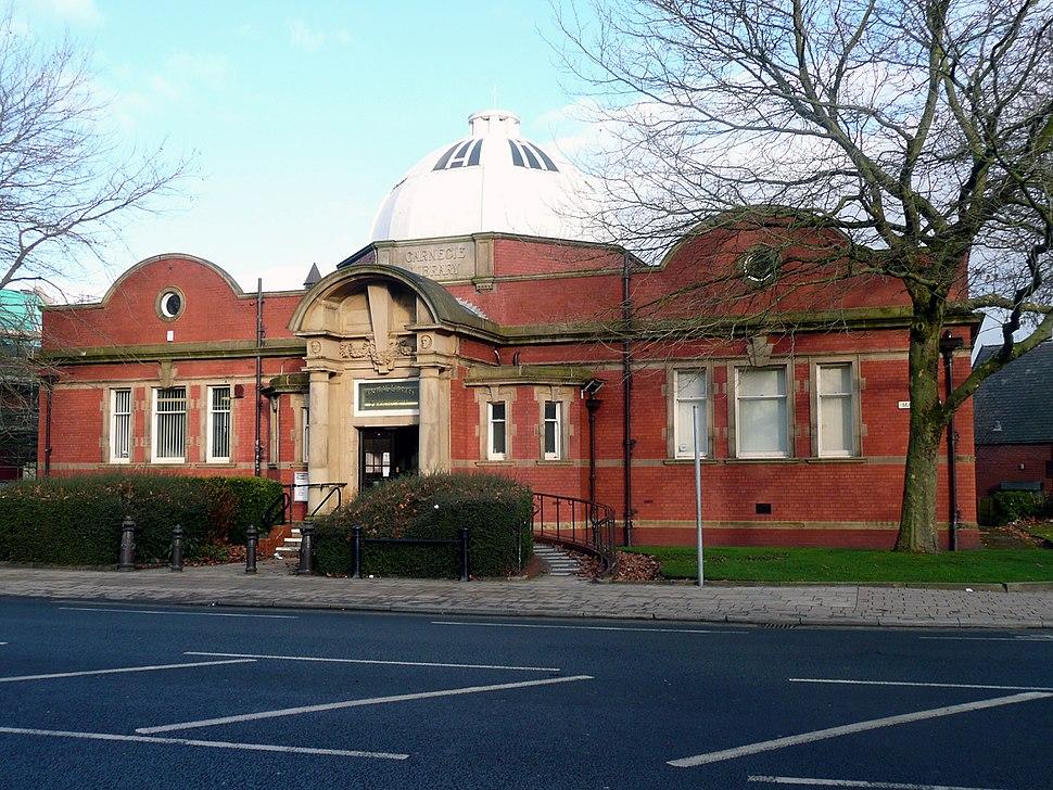 Farnworth Branch Library