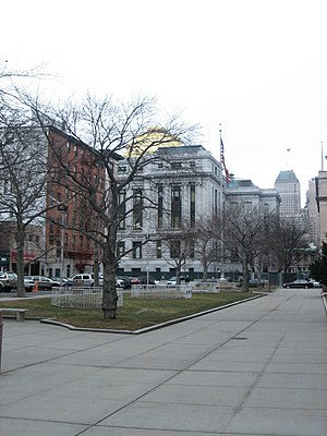 Government Center, Newark - Federal Square and City Hall