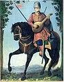 Fedir Stovbynenko - Kozak-bandyryst (1893) VER2.jpg