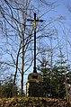 Felixův Křížek u silnice k Jestřebí - panoramio.jpg