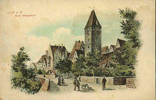 Felle Ulm Metzgerturm