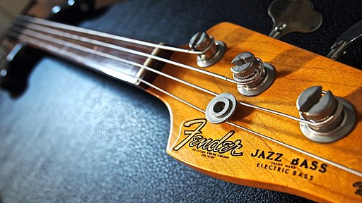 Fender Jaco Pastorius Jazz Bass FL 3color Sunburst (7708545948)