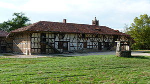 Montrevel-en-Bresse - Sougey farm