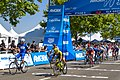 Fernando Gaviria out sprints Caleb Ewan and Peter Sagan in Elk Grove (28889643528).jpg