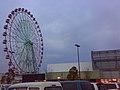 Ferris wheel at Kariya Highway Oasis Mar 10, 2007.jpg