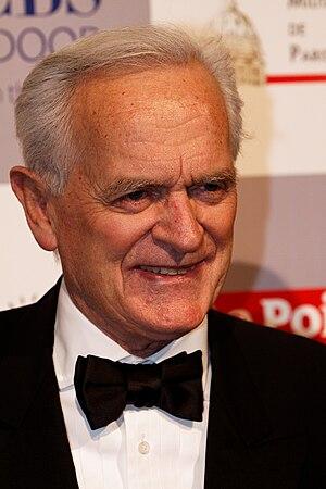 Philippe Labro - Philippe Labro in 2012