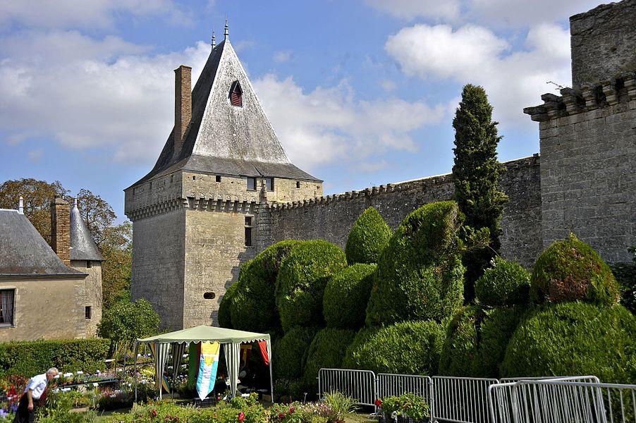 Château d'Aubigné