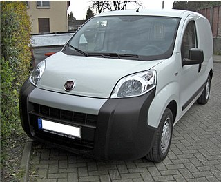 Fiat Fiorino Motor vehicle