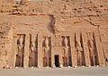 Figure virum Tempel vum Nefertari.JPG