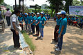 Fire-making - Survival Programme - Summer Camp - Nisana Foundation - Sibpur BE College Model High School - Howrah 2013-06-09 9649.JPG