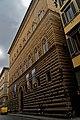 Firenze - Florence - Via de Tomabuoni - View NNE on Palazzo Strozzi 1489-1538.jpg