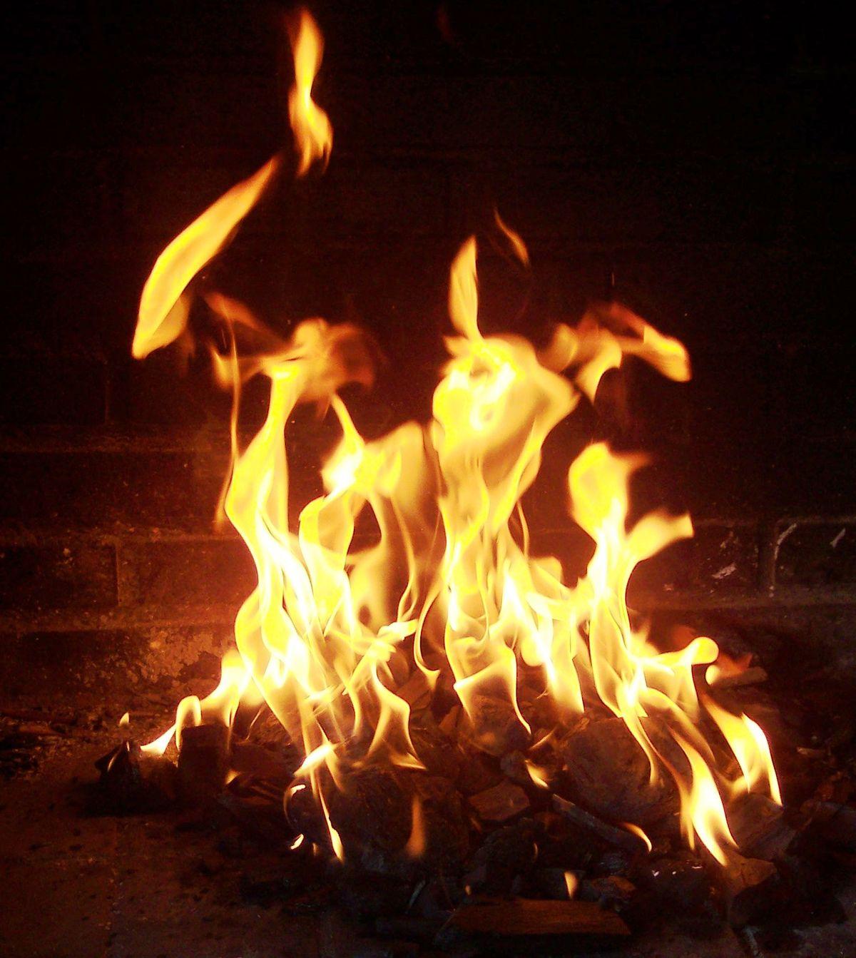 Fireplace Gif Living Room