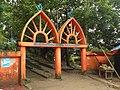 First gate of Adinath Temple, Moheshkhali .jpg