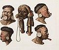 Fisonomia di alcuni Botocudos, da Coleção Brasiliana Iconográfica.jpg