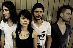 Учасники колективу у 2010
