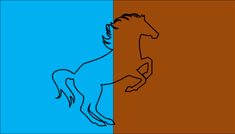 Fès-Boulemane - Image: Flag of Boulmane Province