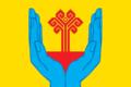 Flag of Karginskoe (Ulyanovsk oblast).png