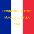 Flag of Maquis De Sylla.png