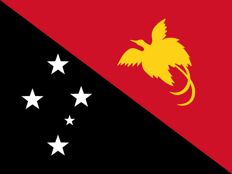 Image:Flag of Papua New Guinea.svg