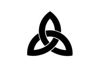 Sangō, Nara - Image: Flag of Sango Nara