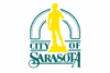 Flag of Sarasota, Florida
