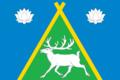 Flag of Todzhinsky District.png