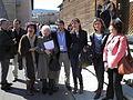 Flickr - Convergència Democràtica de Catalunya - Oriol Pujol i militants del Bages al Congrés de la Catalunya Central.jpg