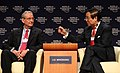 Flickr - World Economic Forum - William Rhodes, Liu Mingkang - Annual Meeting of the New Champions Tianjin 2008.jpg